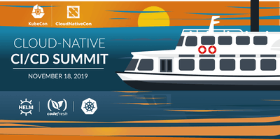 Kubecon Day-0 Event: Cloud-Native CI/CD Summit