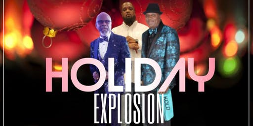 """Holiday Explosion"" presented by Hallback's Dress & Cover Line Dance Class"