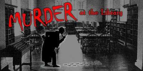 Murder at the Library tickets