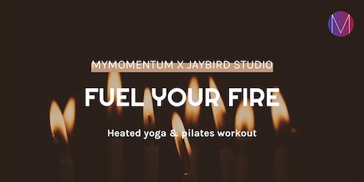 Infrared Yoga & Pilates | myMomentum x Jaybird Studio