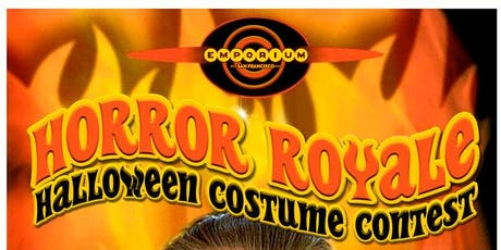 Horror Royale Halloween Costume Contest tickets