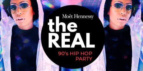 The Real - 90s Hip Hop Party tickets
