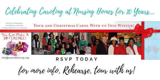 10th Year Caroling Tour Extravaganza!