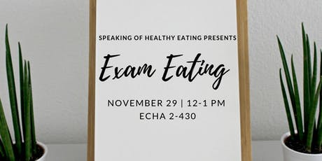 Exam Eating tickets