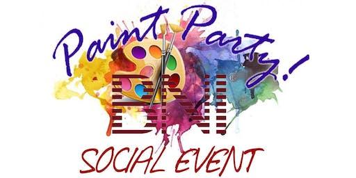 BNI PAINT & SIP PARTY SOCIAL