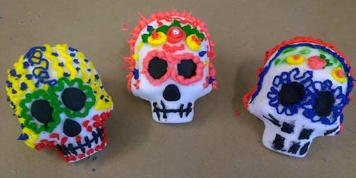 Decorate a Sugar Skull