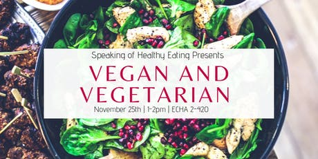 Vegan and Vegetarian Nutrition tickets