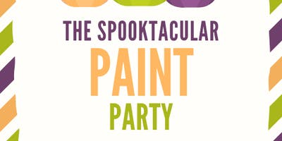 The Spooktacular Paint Party