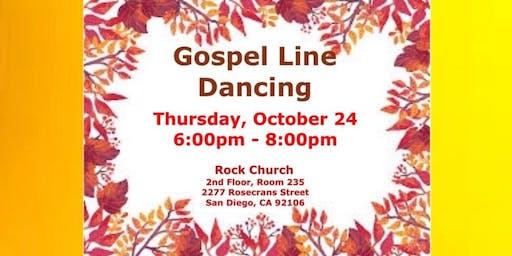 Gospel Line Dancing