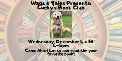 Wags & Tales Presents: Lucky's Book Club