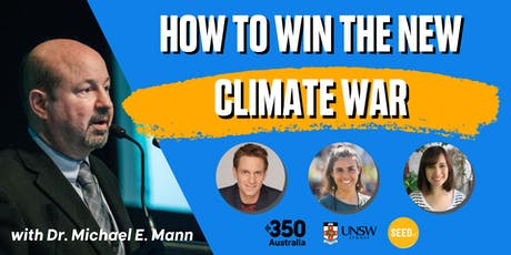 How to Win the New Climate War with Prof Michael Mann & MC Craig Reucassel tickets