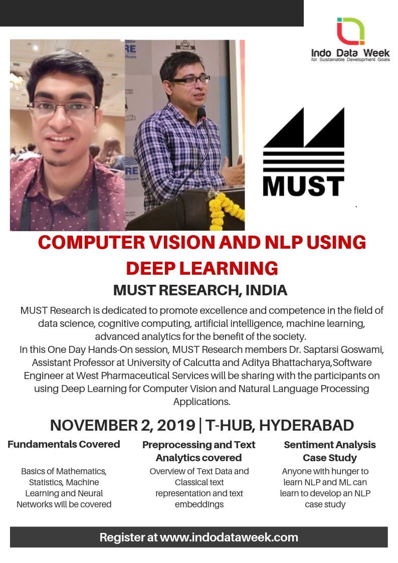 Computer Vision and NLP using Deep Learning