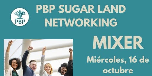 PBP Mixer - Capitulo Sugar Land
