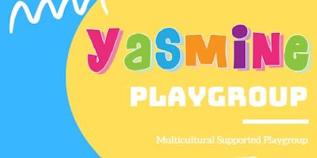 Yasmine Playgroup tickets