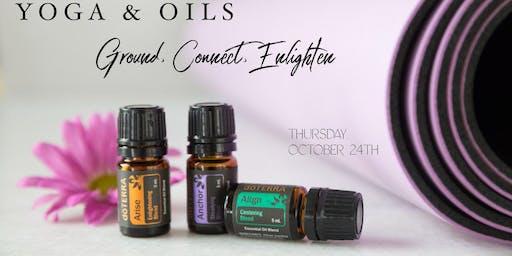 Yoga & Oils Night