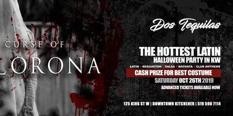 Latin Halloween Party at Dos Tequilas! tickets