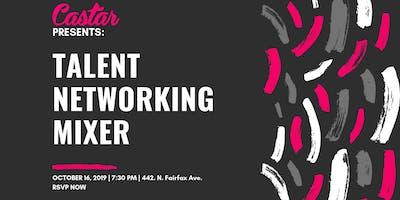 Castar Presents: Talent Networking Mixer (10/16)
