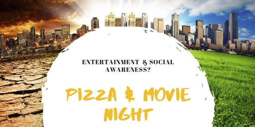 EngageForChange: Pizza & Movie Night