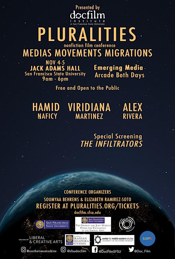 Pluralities - Nonfiction Film Conference - Medias Movements Migrations image