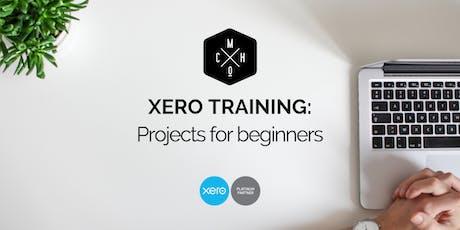 XERO TRAINING: Projects for beginners (Hamilton) tickets