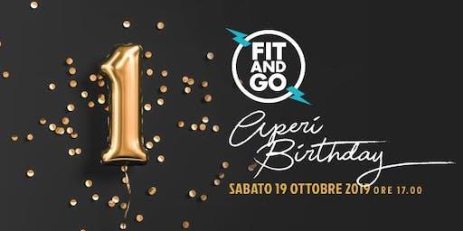 1° compleanno di Fit And GO Saronno