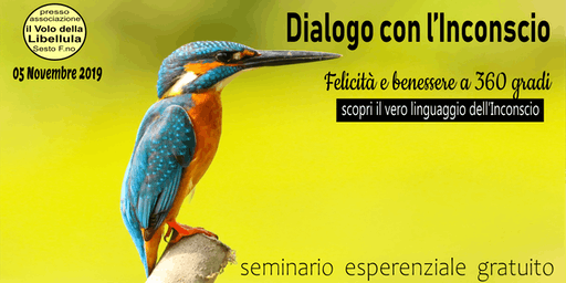 Dialogo con l'Inconscio - felicità e benessere a 360 gradi