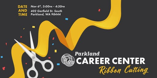 Parkland Career Center Ribbon Cutting