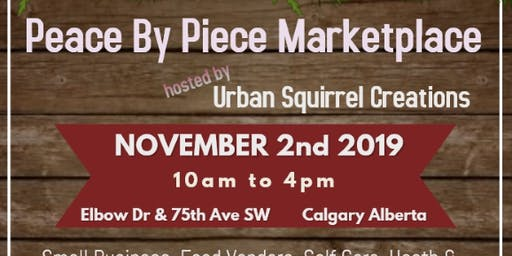Peace by Piece Marketplace 2019