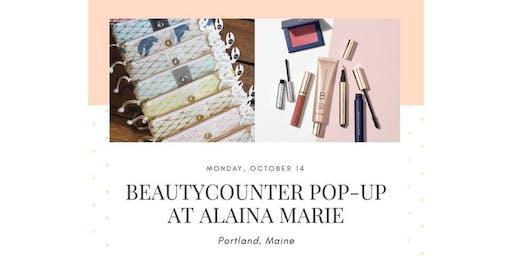 Beautycounter + Alaina Marie