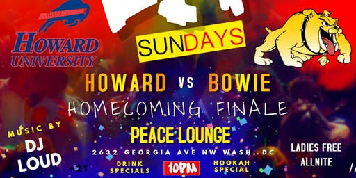 So So Lit Sundays  HOWARD VS BOWIE HOMECOMING FINALE