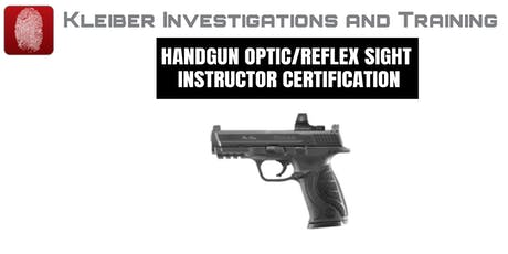 Reflex Site 16 Hour Certification Course tickets