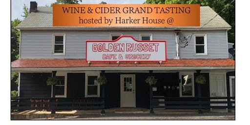 Wine & Cider Grand Tasting hosted by Harker House