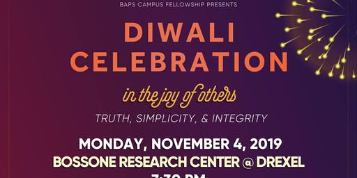 Campus Diwali Celebration - Philadelphia