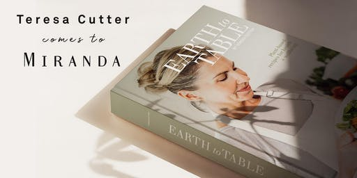 Teresa Cutter, The Healthy Chef comes to Miranda