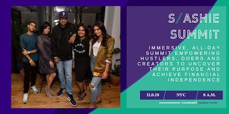 S/ASHIE SUMMIT 2019 tickets
