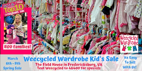 Weecycled Wardrobe Spring & Summer 2020 SALE for Kids tickets