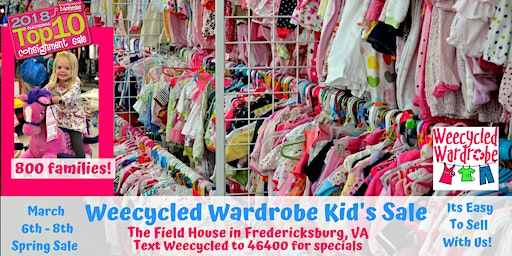 Weecycled Wardrobe Spring & Summer 2020 SALE for Kids