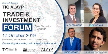 ALAYP TRADE & INVESTMENT FORUM tickets