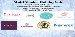 Multi Vendor Holiday PopUp Shop
