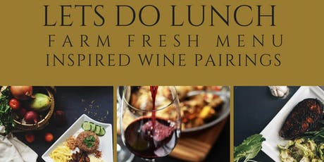 Autumn Lunch Date at Desert Wind Winery tickets