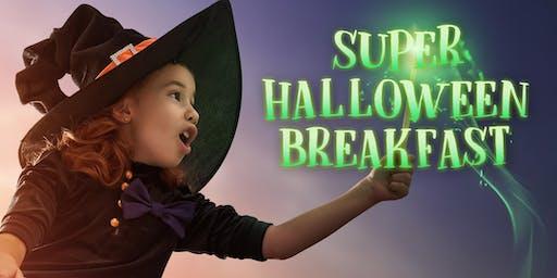 Super Halloween Breakfast