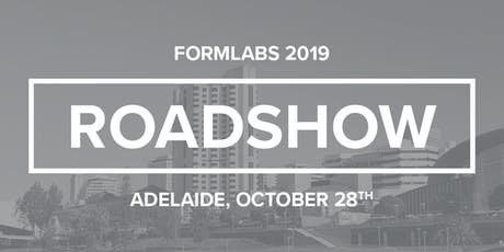 Formlabs Roadshow - Adelaide 2019 tickets