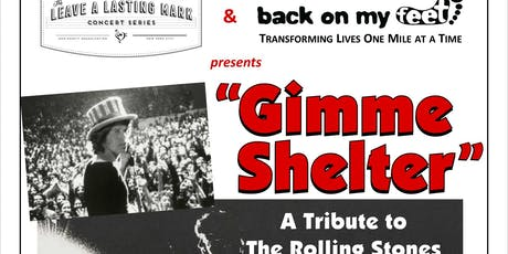 """""""Gimme Shelter - A Tribute To The Rolling Stones"""" tickets"""
