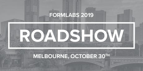 Formlabs Roadshow - Melbourne 2019 tickets