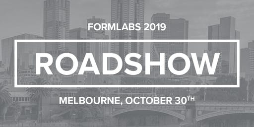 Formlabs Roadshow - Melbourne 2019