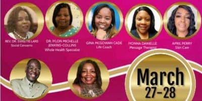 "The Monroe District Women's Conference "" Women Rising Up"""