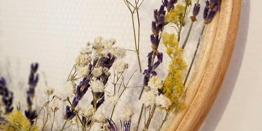 Craft Night - Dried Floral Wreaths