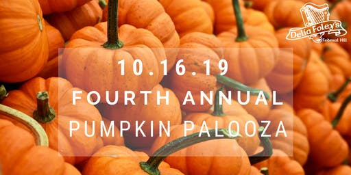4th Annual Pumpkin Palooza