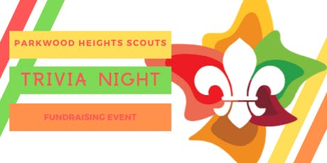Trivia Night by Parkwood Heights Scouts tickets