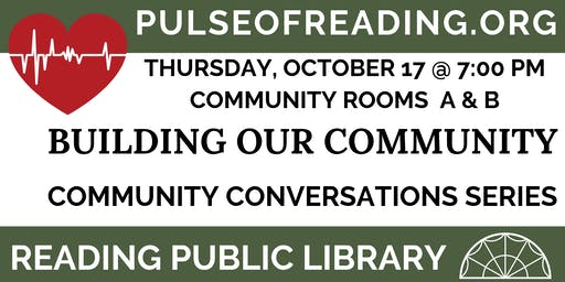Pulse of Reading: Building Our Community